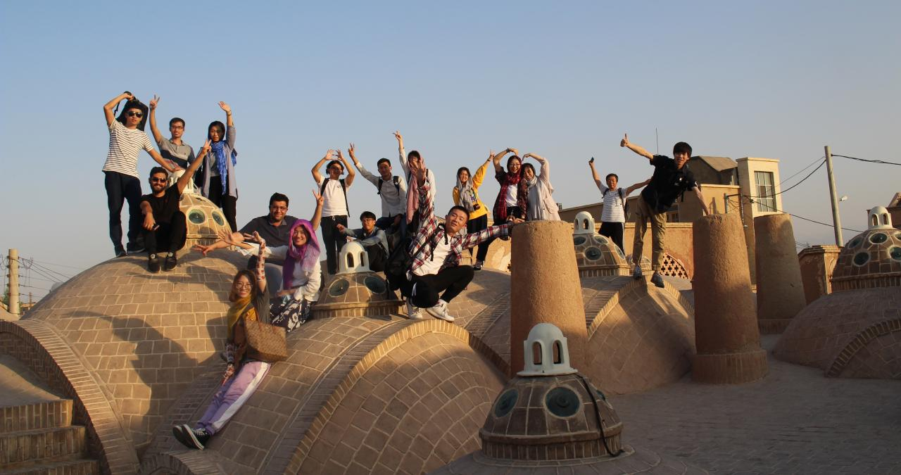 Education and adventure programs in Iran, Simplified