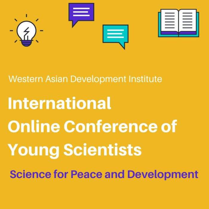 "International Online Conference of Young Scientists ""Science for Peace and Development"" (IOCYS 2020)"