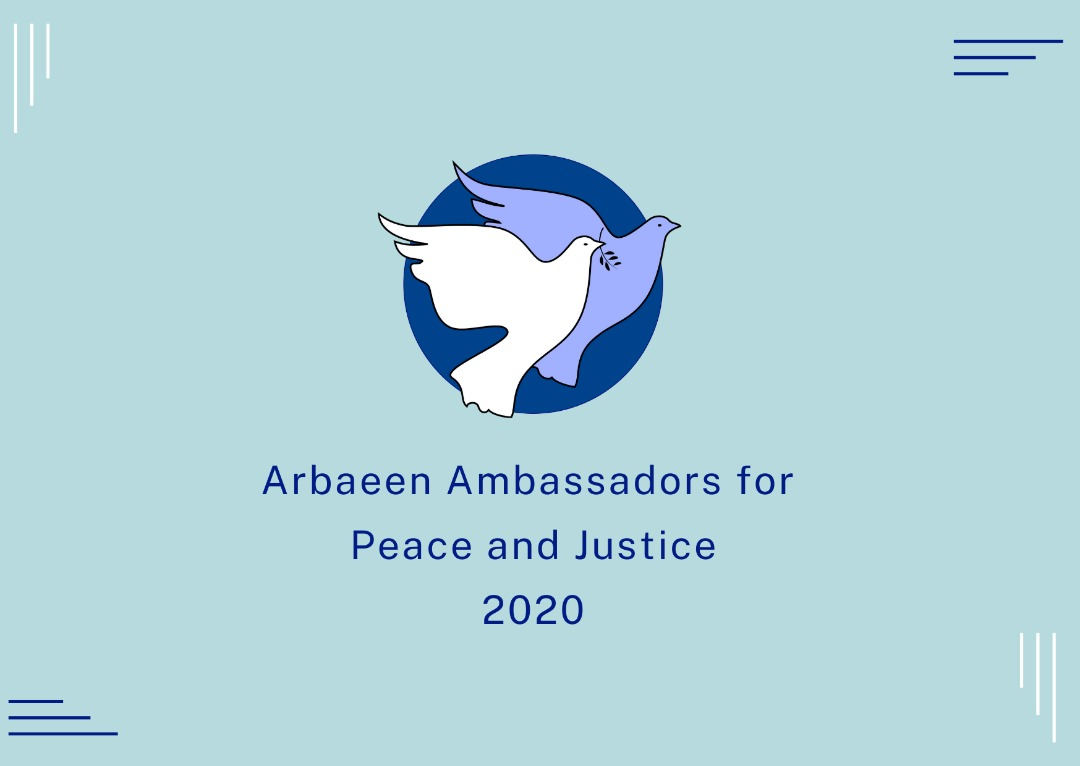 Arbaeen Ambassadors for Peace and Justice
