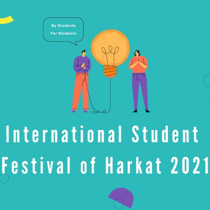 Call for International Student Festival of Harkat 2021