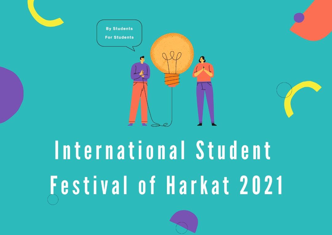 Call for International Student Festival of Harkat 2021